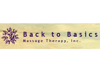 Toledo massage therapy Back To Basics Massage Therapy, inc.