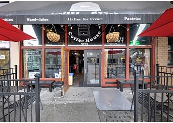 Riverside cafe Back To The Grind