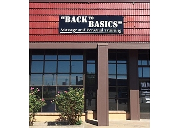 Amarillo massage therapy Back to Basics Massage Studio