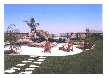 Moreno Valley landscaping company Back to Eden Landscapes