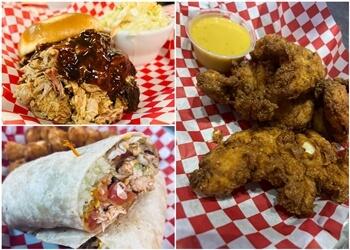 Toledo barbecue restaurant Backyard BBQ & Booze