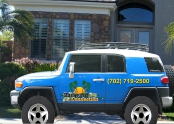 Henderson landscaping company Backyard Connections