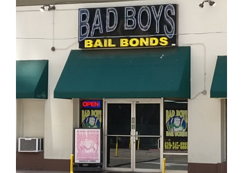San Diego bail bond Bad Boys Bail Bonds