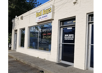 Tacoma bail bond Bad Boys Bail Bonds