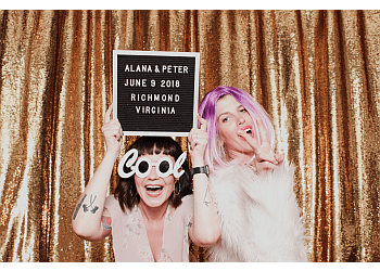 Richmond photo booth company Badass Booth