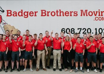 Madison moving company Badger Brothers Moving, LLC.