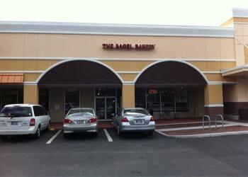 Gainesville bagel shop Bagel Bakery