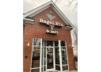 Charlotte bagel shop Bagel Bin & Deli