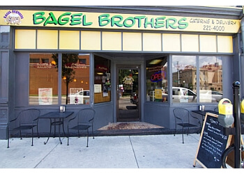 Cincinnati bagel shop Bagel Brothers