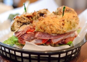 Port St Lucie bagel shop Bagel Brothers