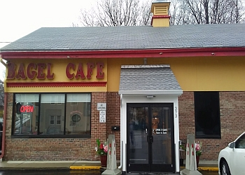 Manchester bagel shop Bagel Cafe