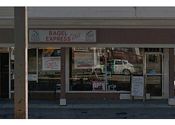 Providence bagel shop Bagel Express