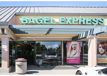 Stockton bagel shop Bagel Express Delicafe