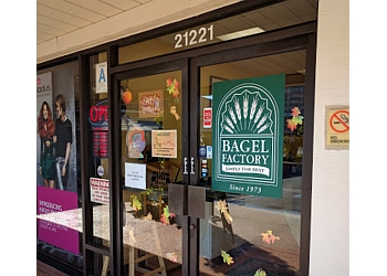 Torrance bagel shop Bagel Factory