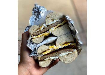 Providence bagel shop Bagel Gourmet