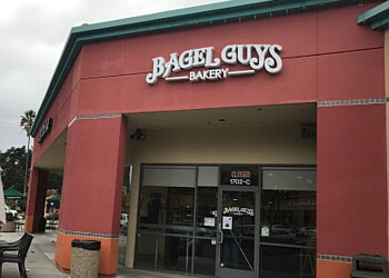 San Jose bagel shop Bagel Guys Bakery