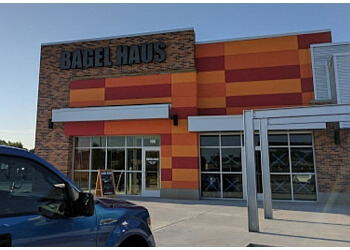 Wichita bagel shop Bagel Haus