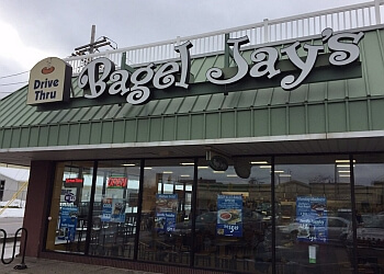 Buffalo bagel shop Bagel Jay's