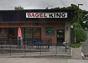 Bridgeport bagel shop Bagel King