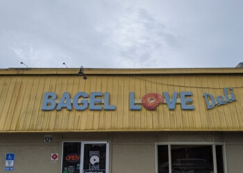 Jacksonville bagel shop Bagel Love