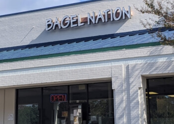 Charleston bagel shop Bagel Nation