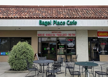 Sunnyvale bagel shop Bagel Place Cafe