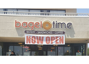 Moreno Valley bagel shop Bagel Time