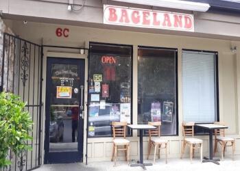 Gainesville bagel shop Bageland