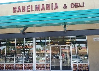 Las Vegas bagel shop Bagelmania