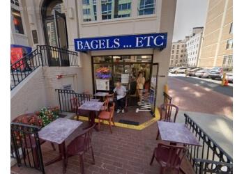Washington bagel shop Bagels Etc