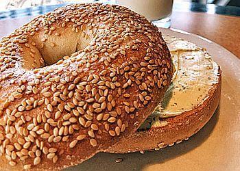 Lincoln bagel shop Bagels & Joe