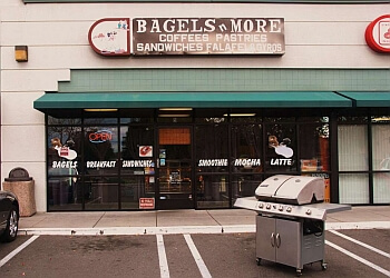 Modesto bagel shop Bagels n' more
