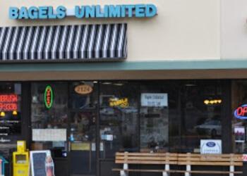 Gainesville bagel shop Bagels Unlimited