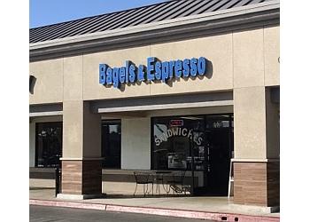 Fullerton bagel shop Bagels and Espresso