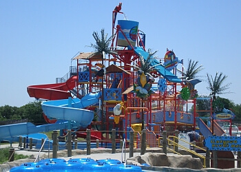 Dallas amusement park Bahama Beach