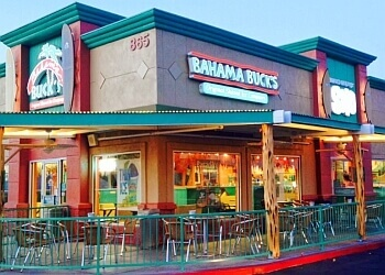 Gilbert juice bar Bahama Buck's