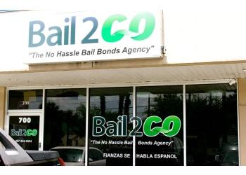 Orlando bail bond Bail 2 GO