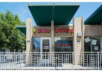 Oakland bail bond Bail Hotline