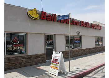 Los Angeles bail bond Bail Hotline Bail Bonds