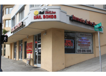 San Diego bail bond Bail Hotline Bail Bonds