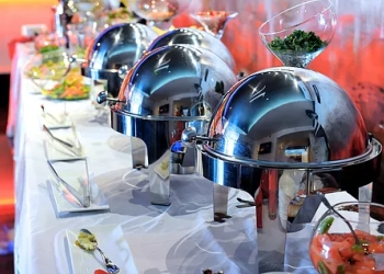 Houston caterer Bailey Connor Catering