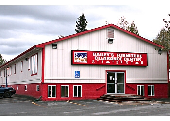 Anchorage furniture store Baileys Clearance Center