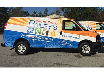 Augusta hvac service Bailey's Comfort Services