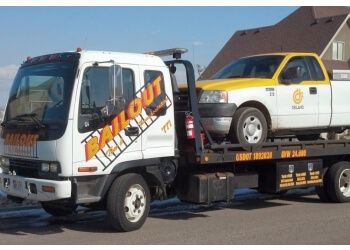 West Valley City towing company Bailout Tow and Transportation INC.