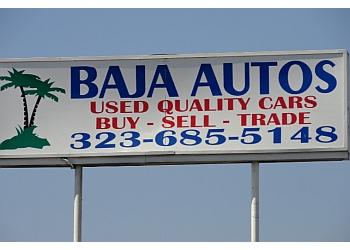Los Angeles used car dealer Baja Auto