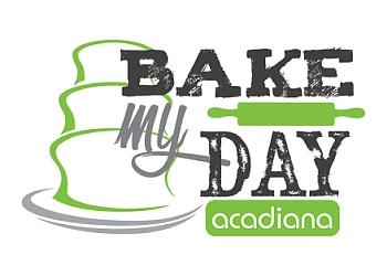 Lafayette cake Bake My Day Acadiana
