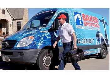 Mesquite plumber Baker Brothers Plumbing & Air Conditioning