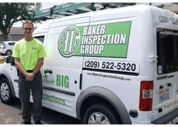 Modesto home inspection Baker Inspection Group