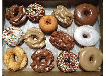 Raleigh donut shop Baker's Dozen Donut Shop