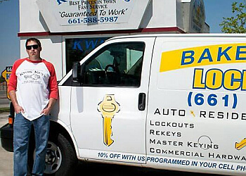 Bakersfield locksmith Bakersfield Mobile Locksmith